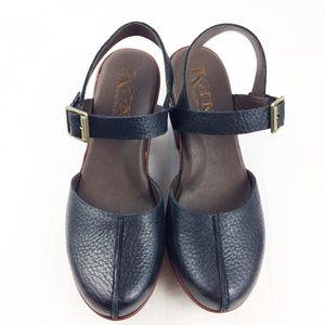 Korks platform heels
